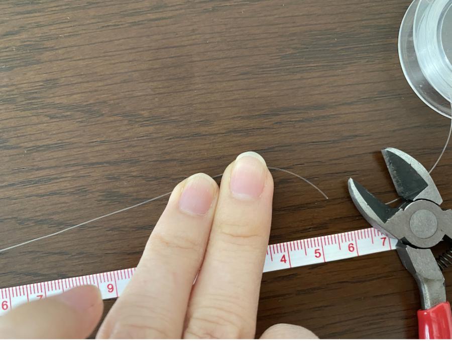 ハンドメイドネックレスの作り方