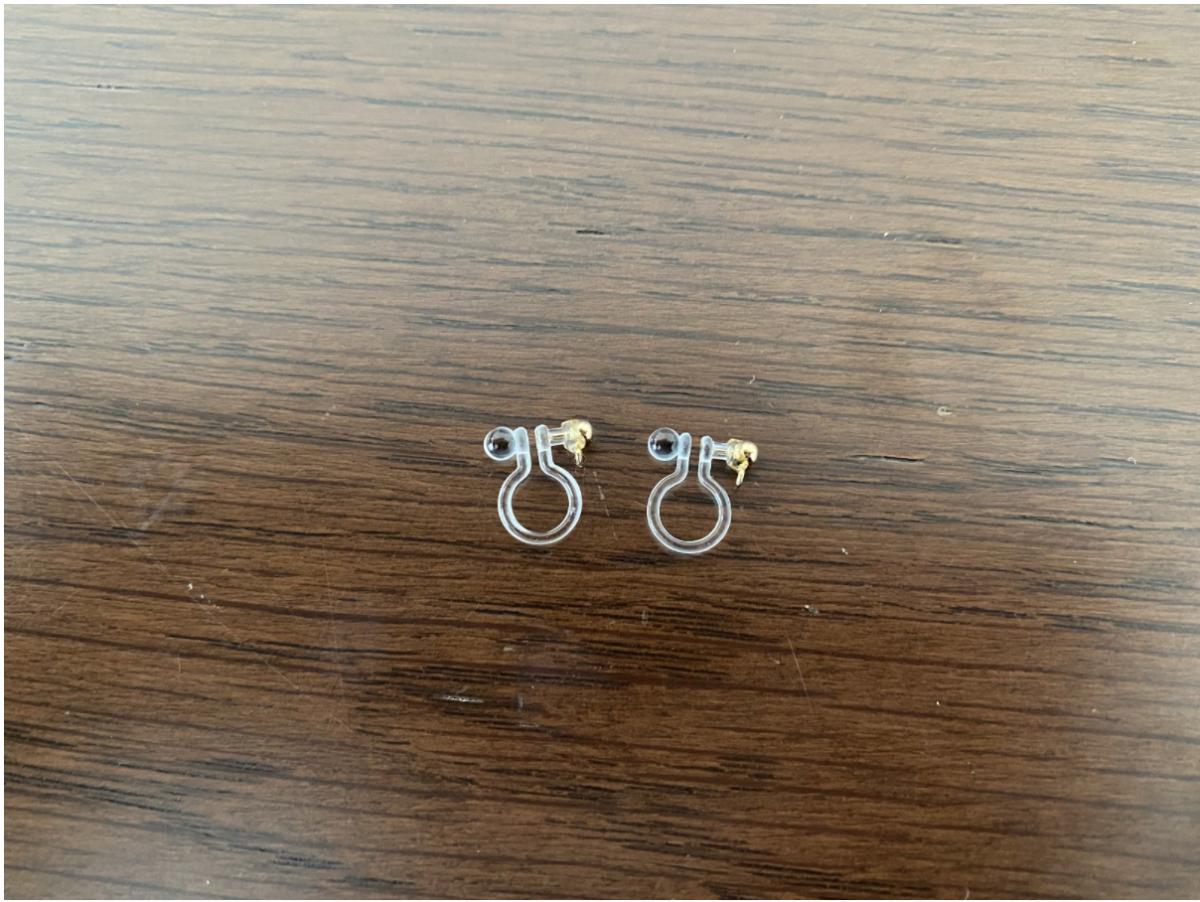 ハンドメイドイヤリングに使用する金具の種類3