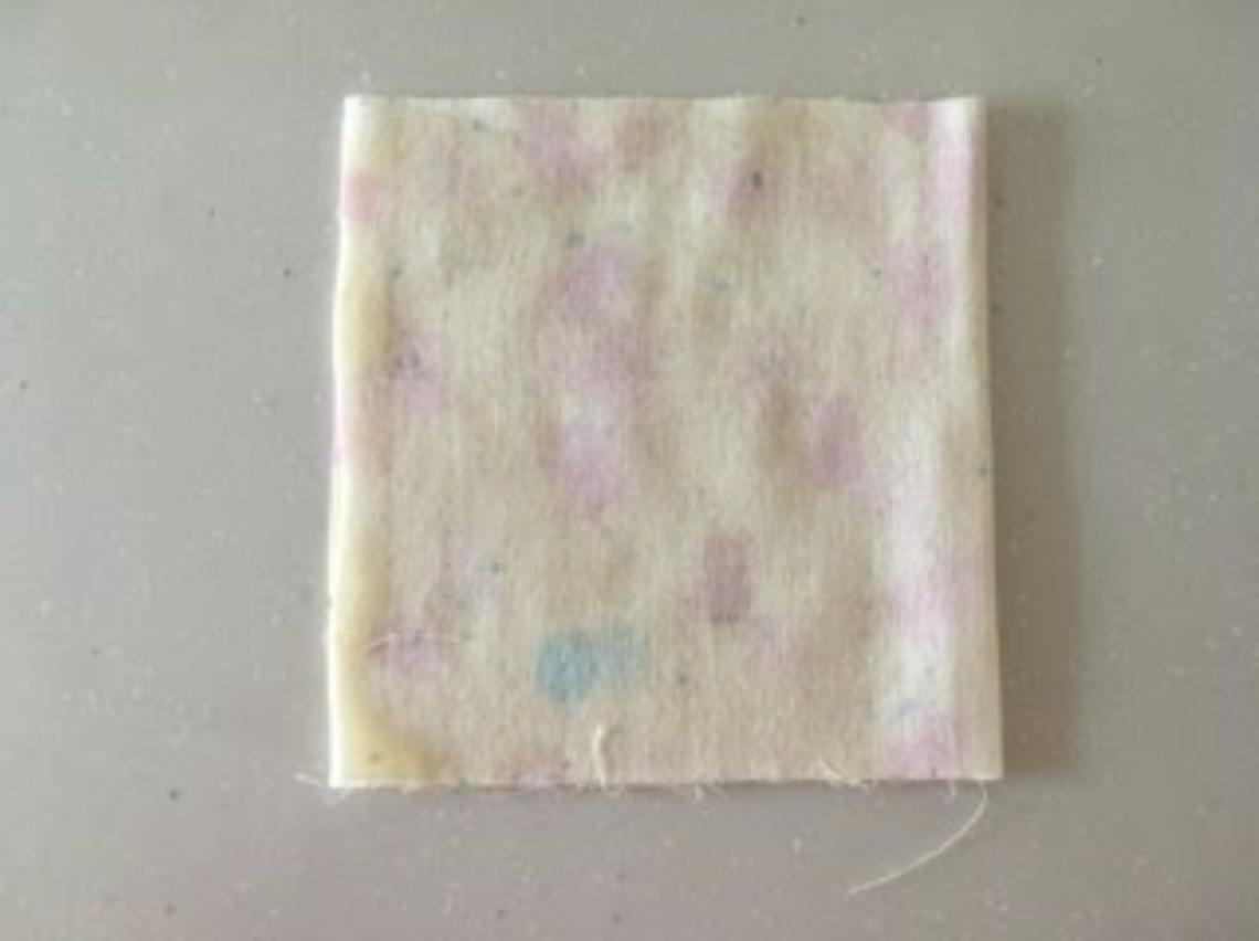 手作り子供用立体マスクの作り方・縫い方