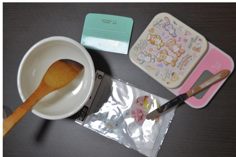 おうち時間に親子で作る!アイシングクッキー作りの道具や準備するもの