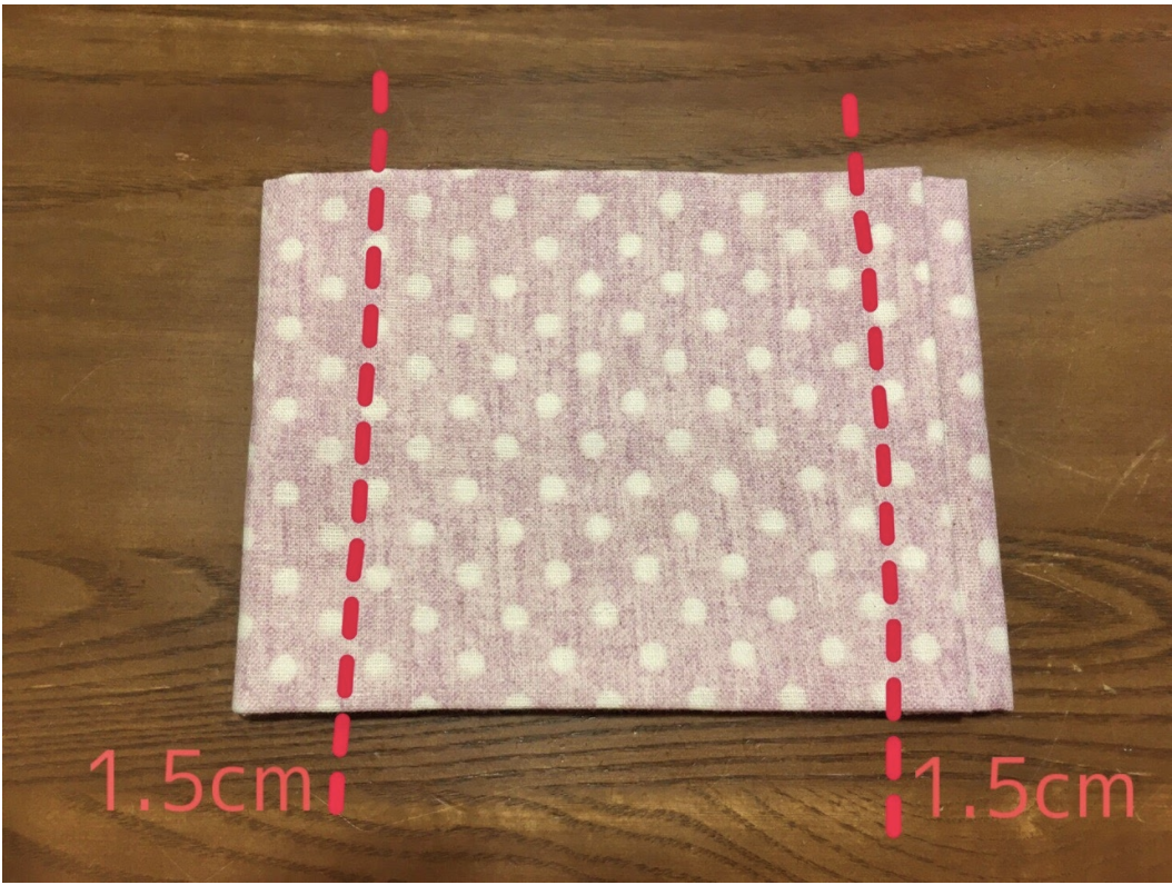 ハンドメイドガーゼマスク大人用、子供用の作り方・縫い方