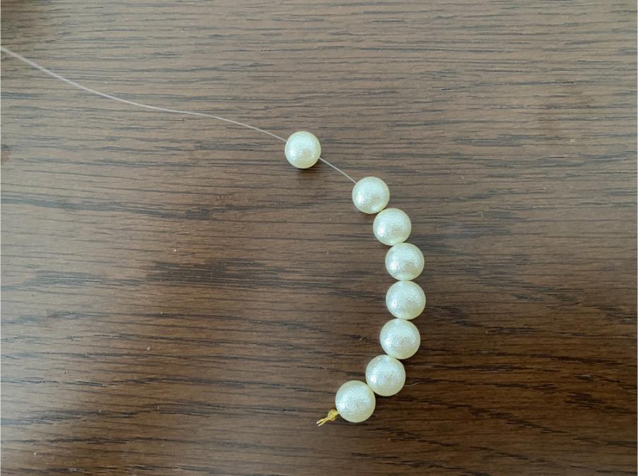 ハンドメイドネックレスの作り方5