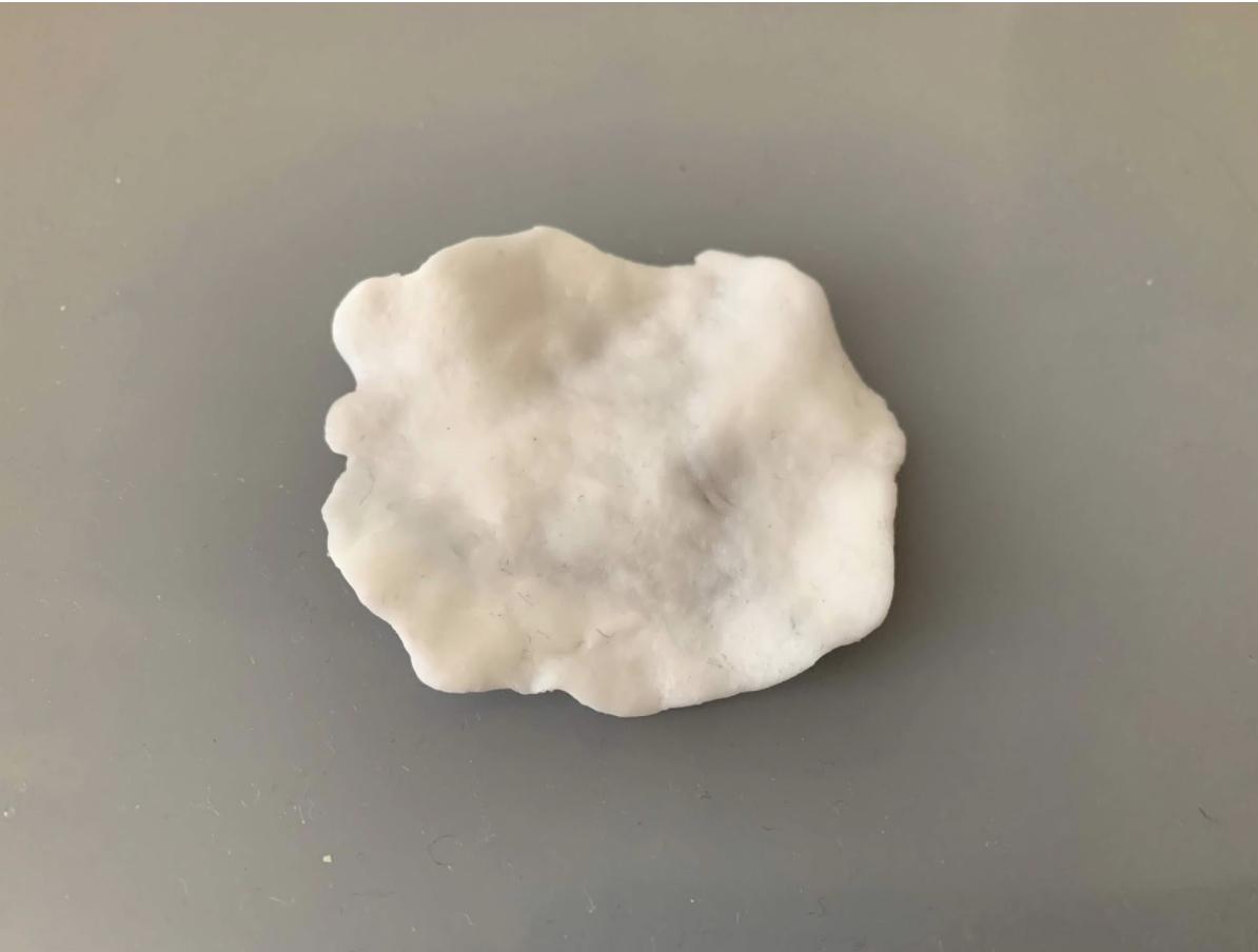 樹脂粘土のビジューブーケピアスの作り方&レシピ