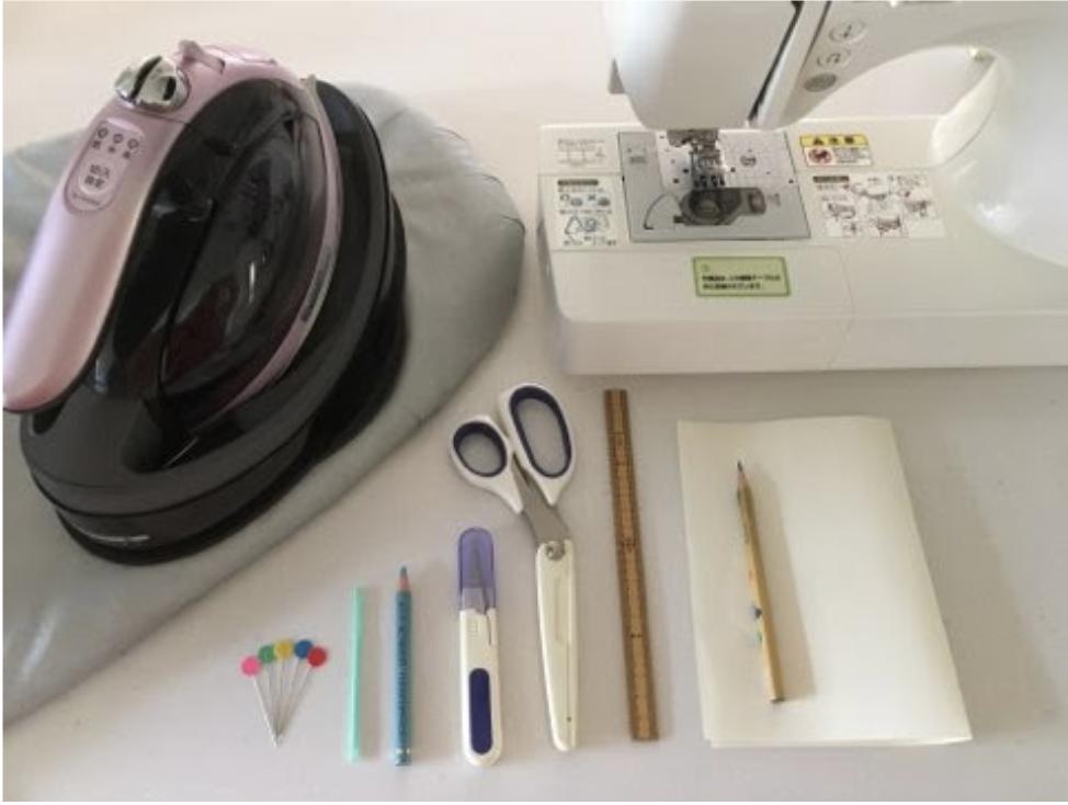 おうち時間で立体マスクをミシンで手作りしてみよう!必要な手芸道具や用意するものは?