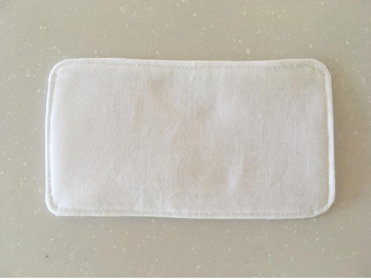 【おうち時間でハンドメイド】型紙なしで簡単「不織布入りインナーマスク」の作り方
