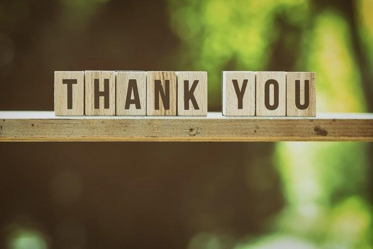 ハンドメイド商品が売れた際のお礼メッセージの書き方と例文をご紹介