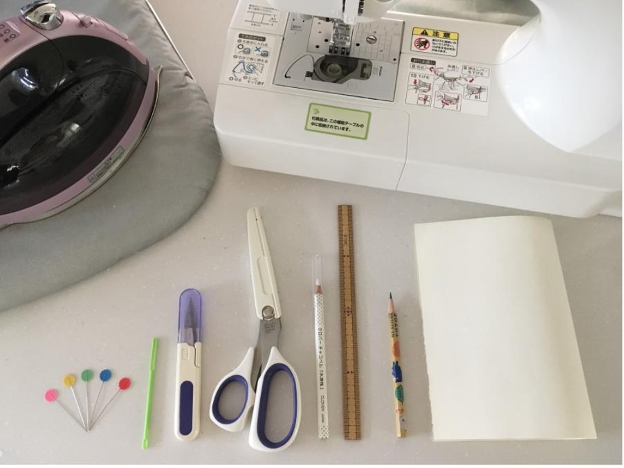 【アベノマスクを簡単リメイク】ミシンで手作り・必要な手芸道具や用意するものは?