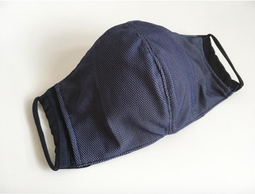 【おうち時間にハンドメイド】古着で夏用立体マスクの作り方