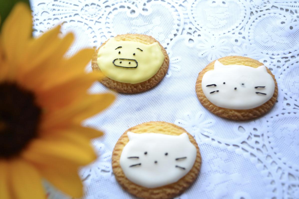 子供が喜ぶ!かわいい猫アイシングクッキーの作り方・レシピを紹介