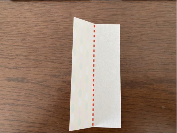 父の日ギフトに子供と作る折り紙シャツの折り方