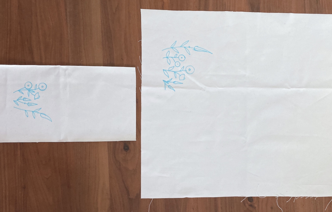 エコバッグにおしゃれな刺繍をするコツ・ポイント