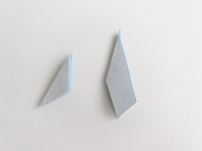 七夕祭りの飾りにおすすめな折り紙で星を折る折り方