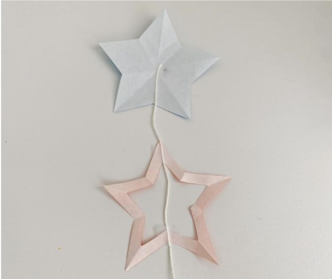 七夕祭りやお祝い事におうちに飾れるガーランドの作り方