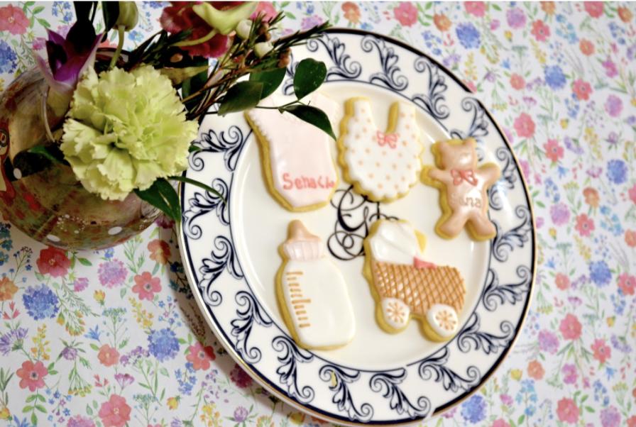 【出産祝い】アイシングクッキー