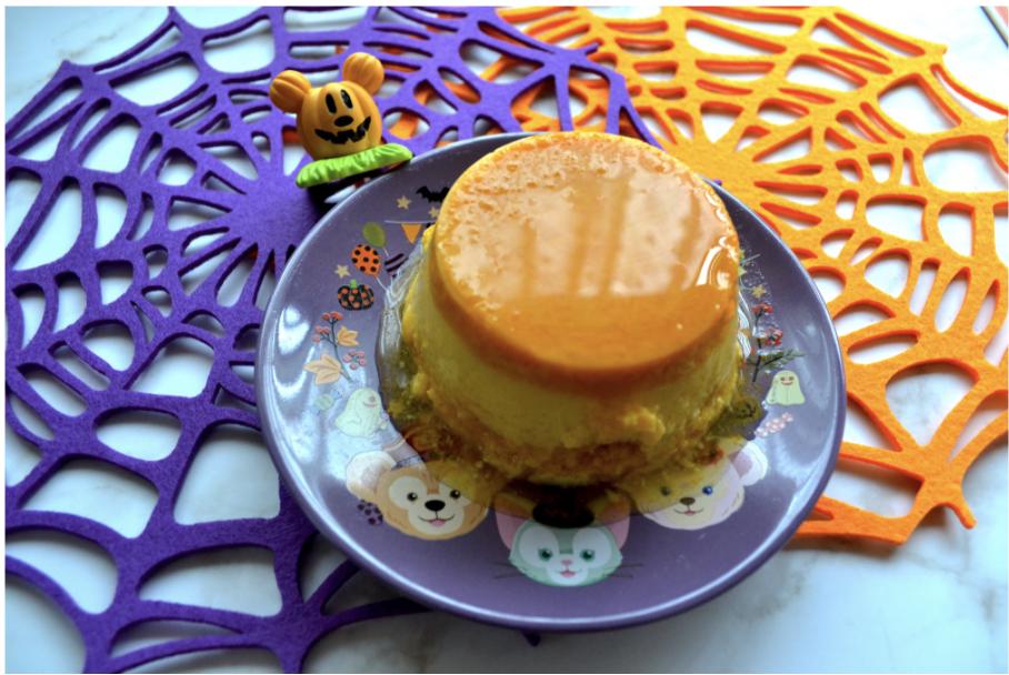 おうち時間で子供と簡単にできる!美味しい「ハロウィンかぼちゃプリン」の作り方・レシピ